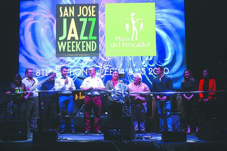Noche mágica con San José Jazz Weekend