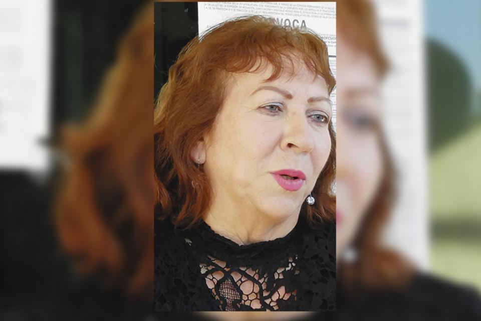 Estado está  rebasado en  tema de violencia familiar:  Mercedes Maciel