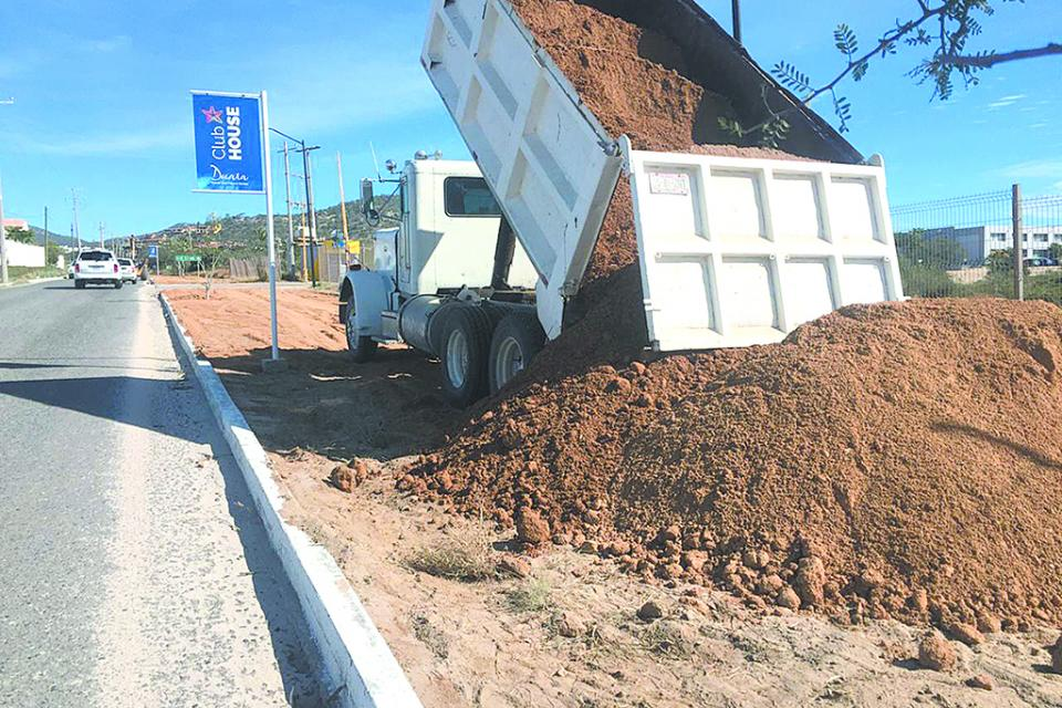 Continúan trabajos de mantenimiento  y rehabilitación en zona del Tezal