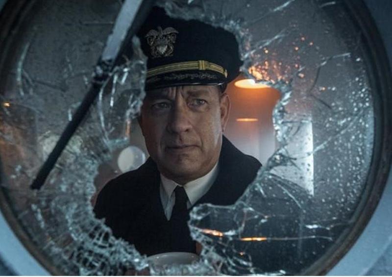"""Tom Hanks comanda convoy de la Segunda Guerra Mundial en """"Greyhound"""""""