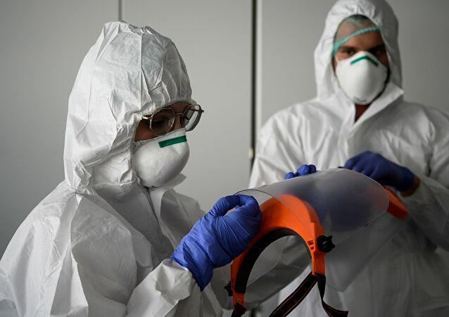 Los radiólogos de Ecuador piden equipos de protección personal por COVID-19