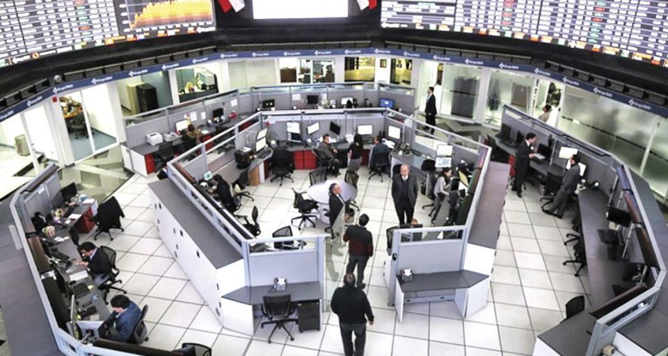 La Bolsa Mexicana de Valores registra mayor baja desde octubre de 2008