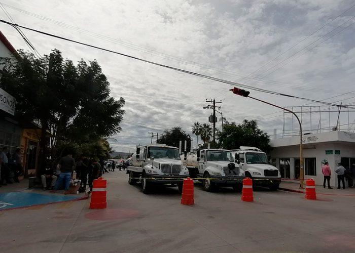 Para terminar huelga de Oomsapa, renuncian 3 trabajadores