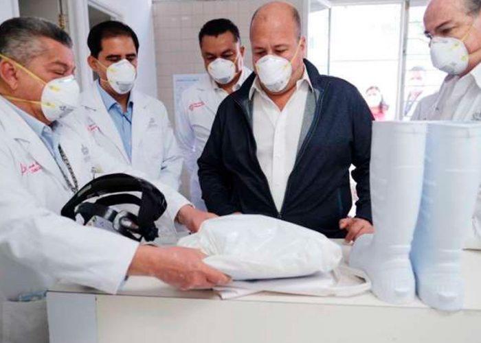 Sube a 50 número de casos por coronavirus en Jalisco