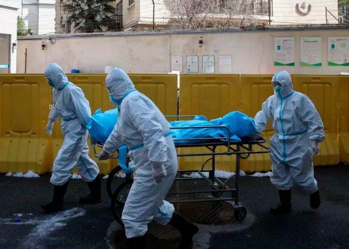 Gobierno mexicano pide protocolo para cadáveres con COVID-19