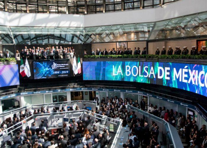 Semana negativa para Bolsa Mexicana, pierde 1.37 por ciento