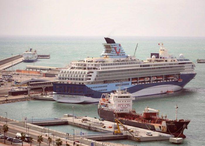 Llega crucero con enfermos a Yucatán