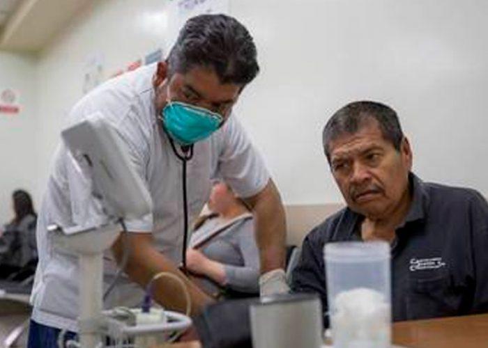 Reportan en Baja California primer deceso por COVID-19