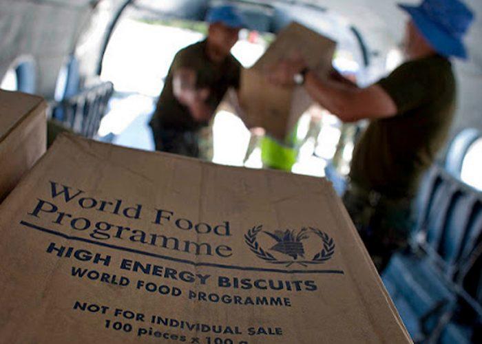 Programa Mundial de Alimentos declara emergencia máxima por pandemia