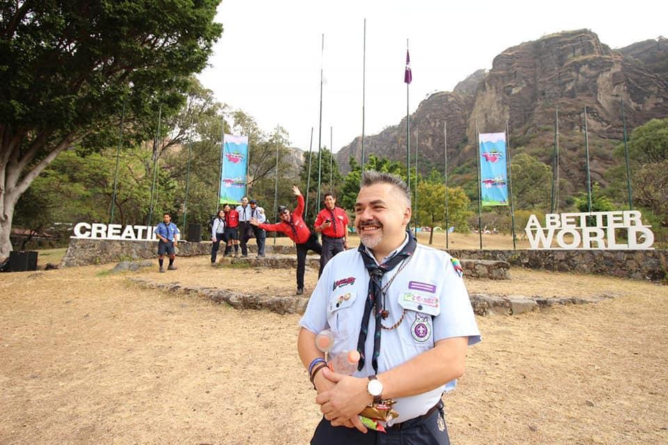 Pedro Diaz Maya da un comunicado a Asociación Scouts de México