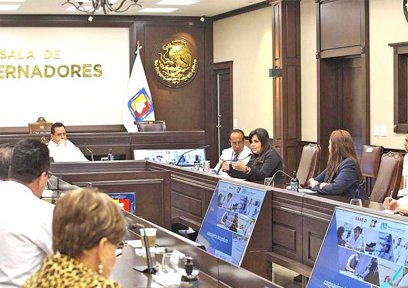 """""""En Baja California Sur, Los Cabos es parte del frente común contra el coronavirus"""" Alcaldesa"""