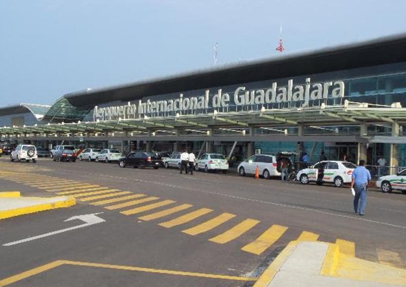 Aeropuertos de Jalisco mantienen su operación