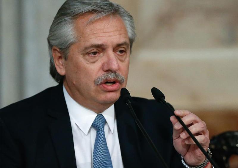 Argentina determinará medidas de aislamiento más estrictas
