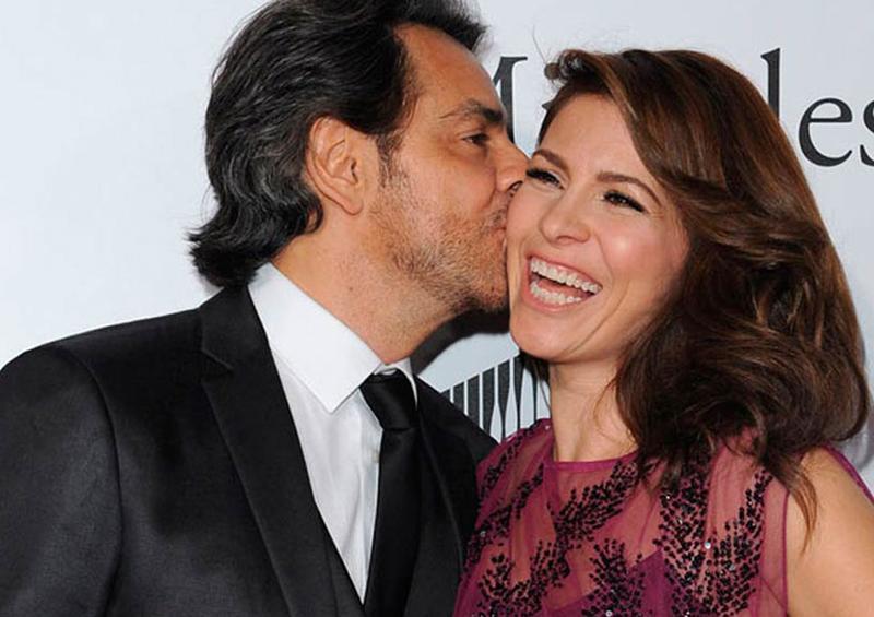 Alessandra Rosaldo y Eugenio Derbez celebran 14 años de amor