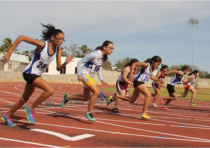Selectivo de BCS listo para competir en Olimpiada Regional