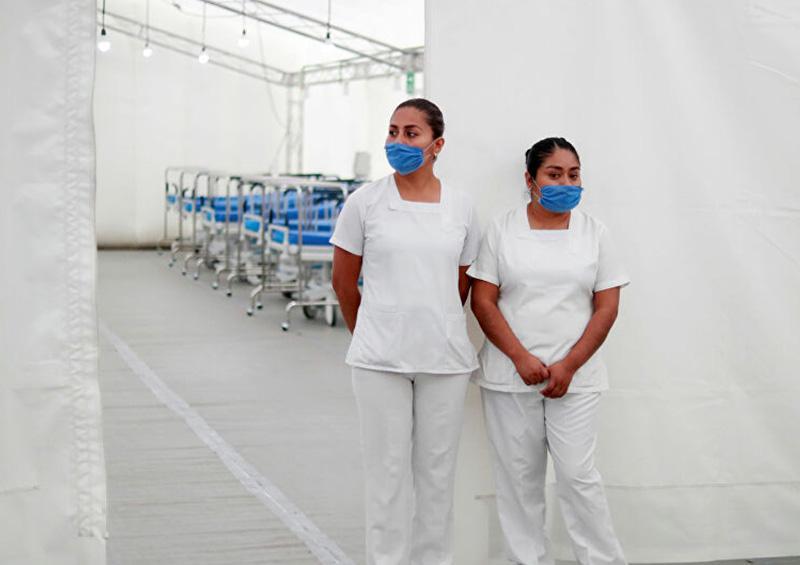 México y Guatemala acuerdan fortalecer su frontera ante pandemia de COVID-19