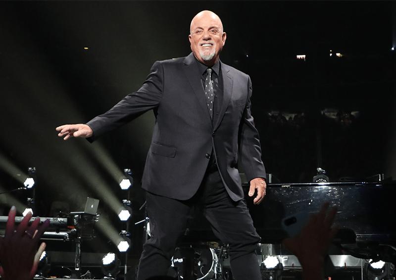 Billy Joel se presentará por última vez en México