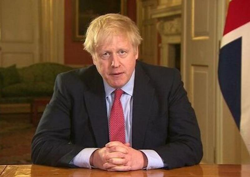 Boris Johnson da por superado el pico del COVID-19 en el Reino Unido