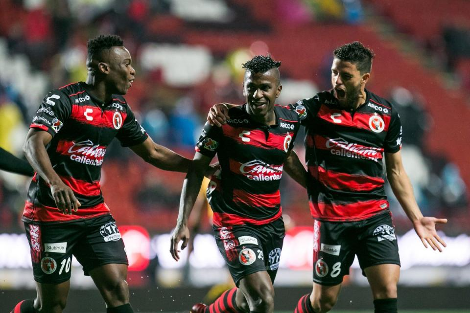 Xolos se imponen en casa y golea 3-0 a Toluca