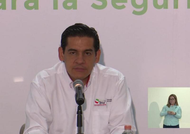 Suman 27 casos de COVID-19 en San Luis Potosí