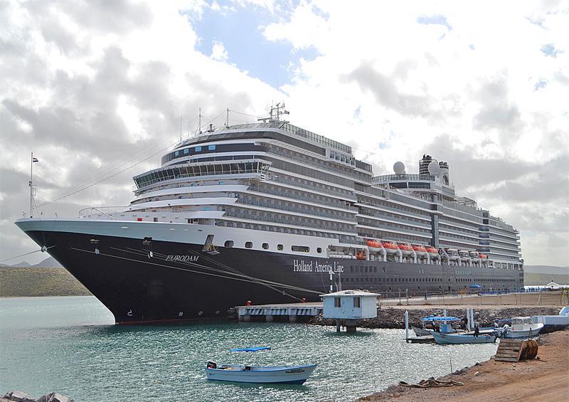 Vigila Coepris arribos de cruceros a BCS por Covid-19