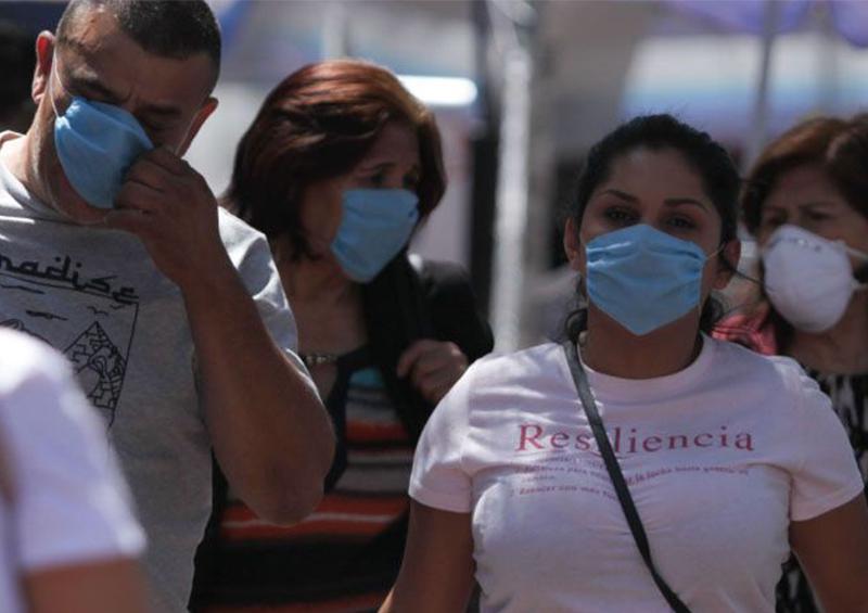 Confirman primer caso de Covid-19 en Estado de México