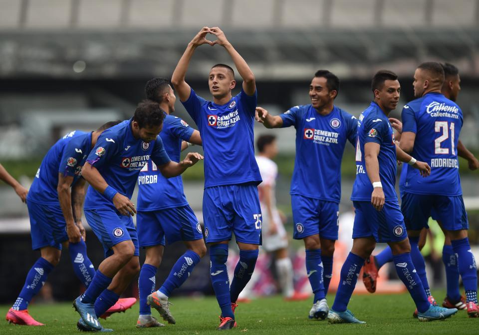 Contra todos los pronósticos: Cruz Azul sigue de líder del Torneo