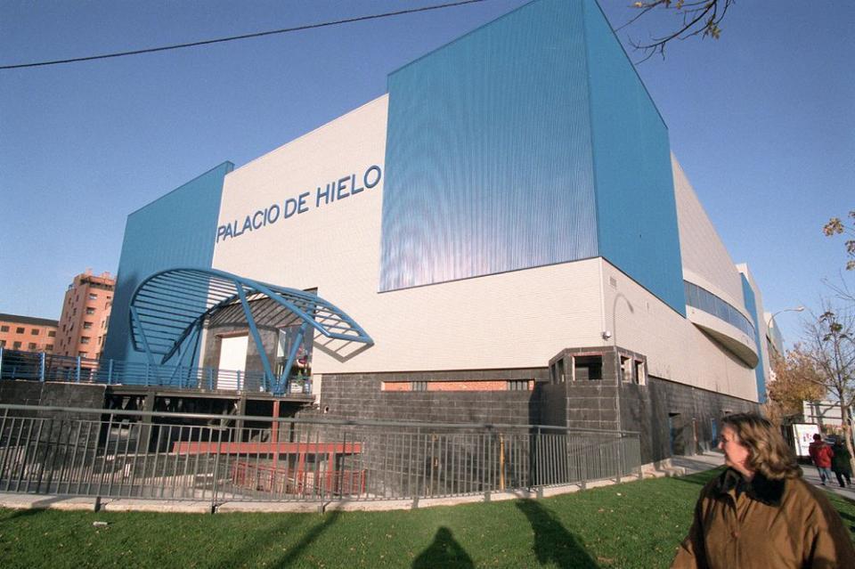 Madrid utilizará el Palacio del Hielo como morgue