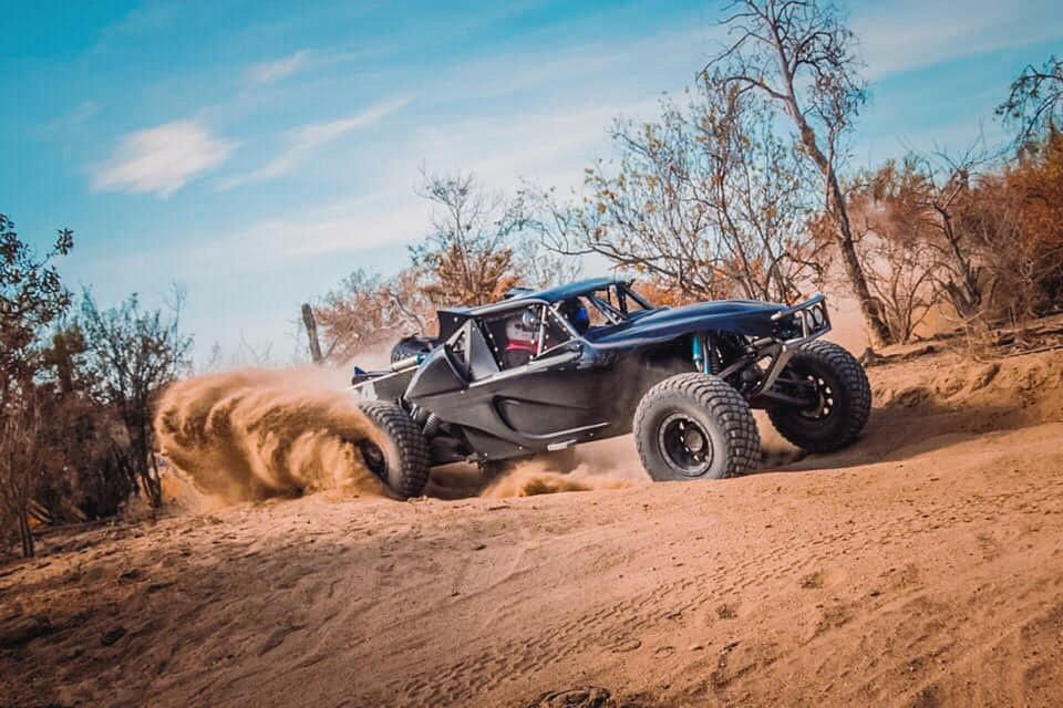 """Gran expectación por la carrera de off road """"Tormenta del Desierto"""""""