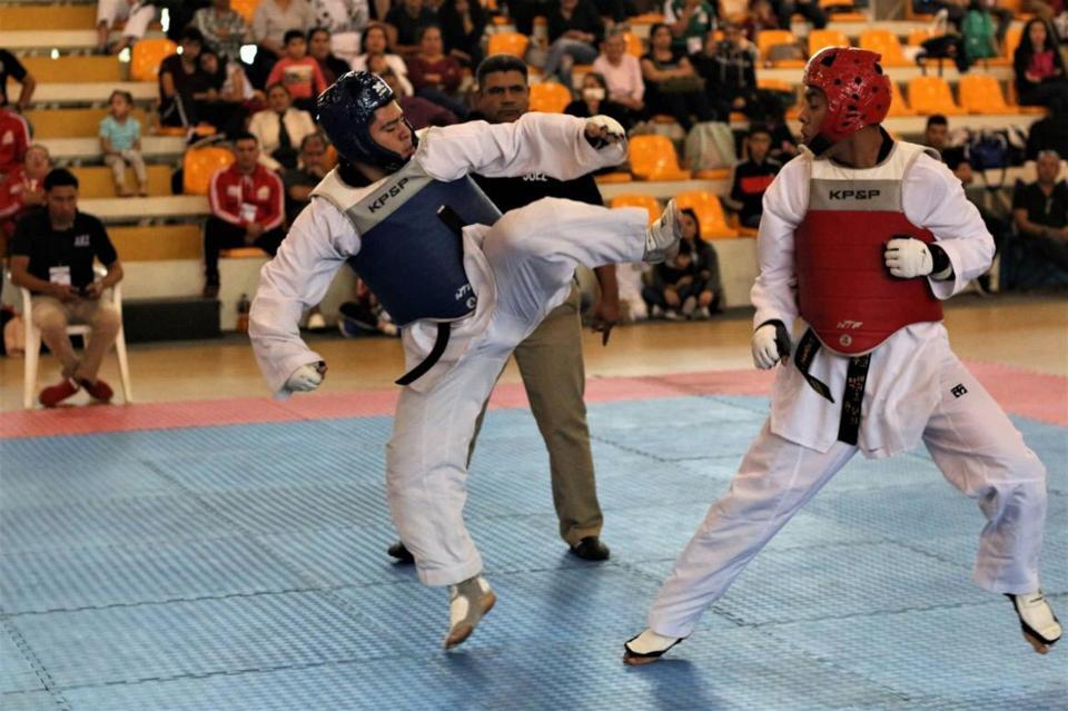 Selectivo de Taekwondo de BCS listo para Olimpiada Regional