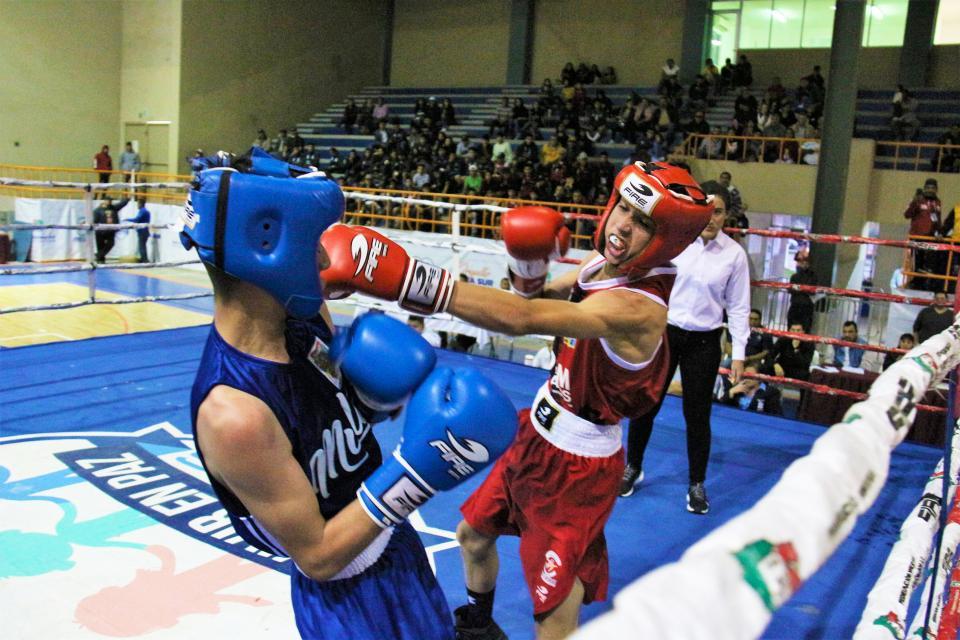 Boxeadores de BCS a concentración para Regionales