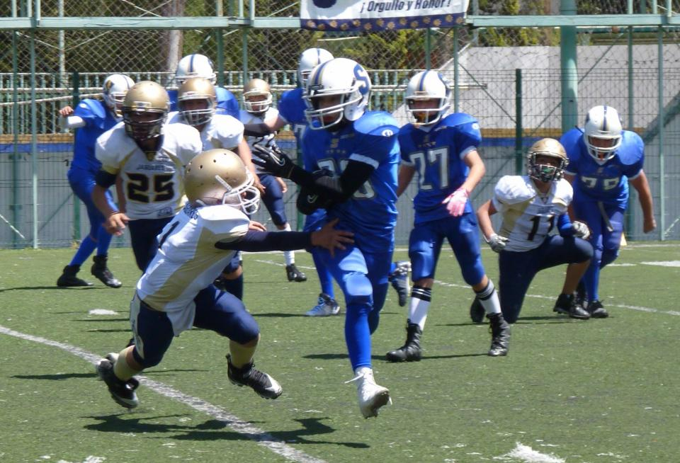 Se jugará la Semana 5 del Futbol Americano Infantil