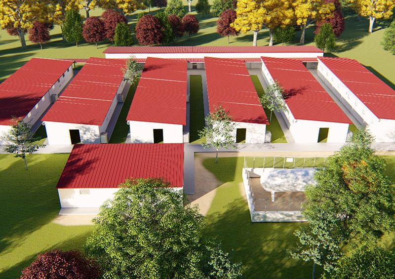 Gobierno paraguayo prevé construir en 30 días 2 hospitales de contingencia por COVID-19