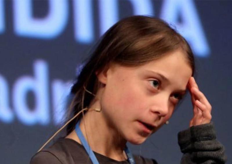 Participará Greta en movilizaciones de Francia el 13 y 14 de marzo