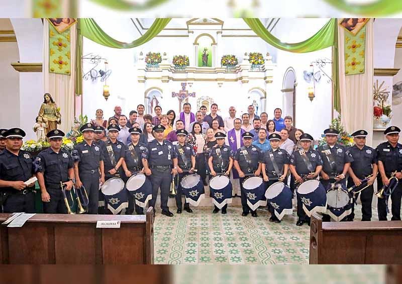 Inician actividades religiosas con motivo de las Fiestas Tradicionales SJC 2020