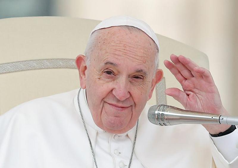 El papa Francisco se somete a prueba de coronavirus y resulta negativo