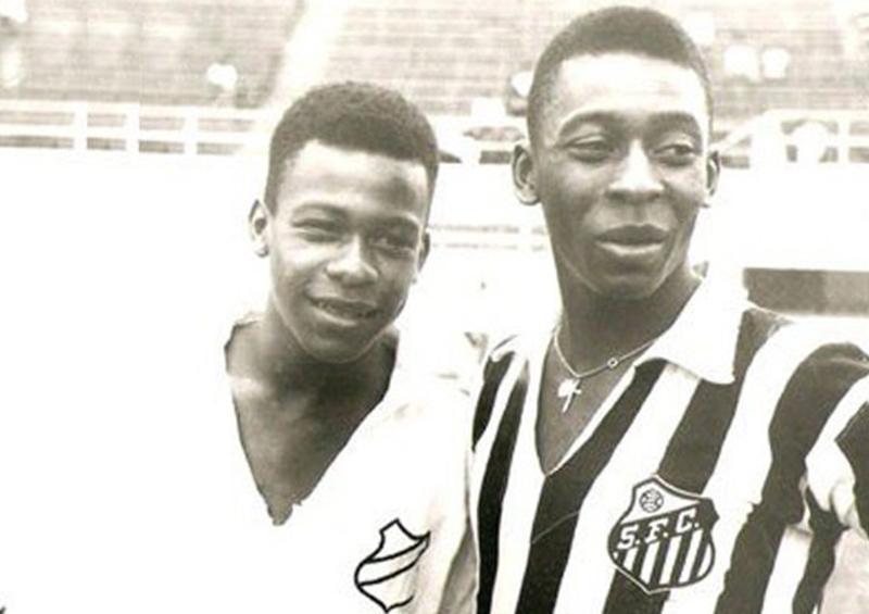Fallece el hermano de Pelé a los 77 años