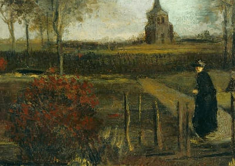 Roban un cuadro de Van Gogh de un museo neerlandés