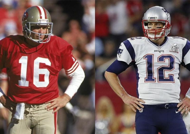 Pats cometió un error al dejar ir a Tom Brady: Joe Montana