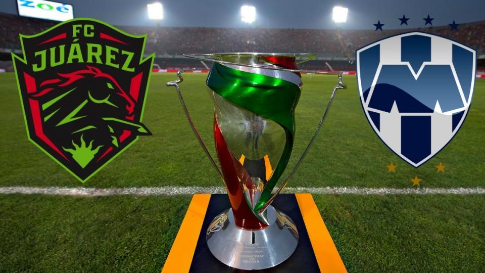 FC Juárez buscará dar primer golpe en Copa MX a Monterrey