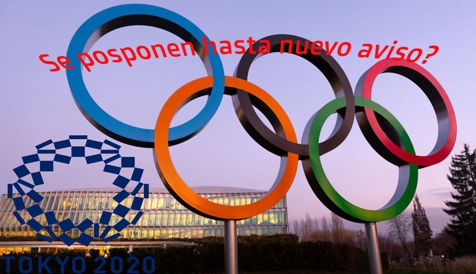 Los Juegos Olímpicos Tokio 2020 ya fueron pospuestos, afirma Dick Pound