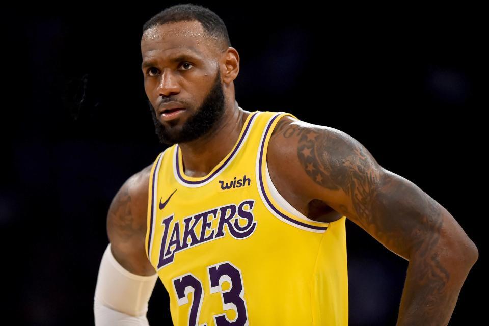 LeBron James en contra de que NBA se reanude directamente en playoffs