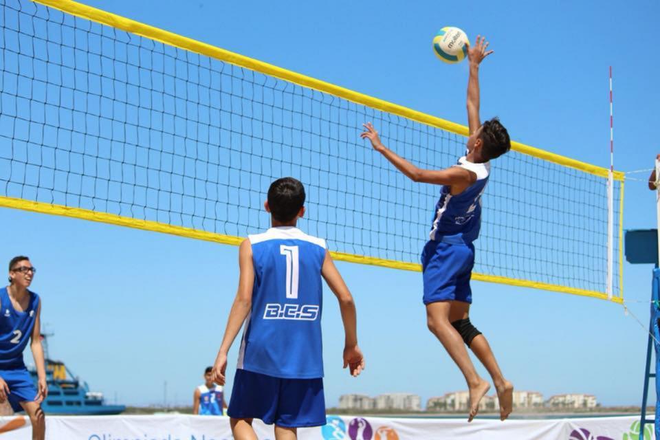 El voleibol de playa de OE será este fin de semana en La Paz