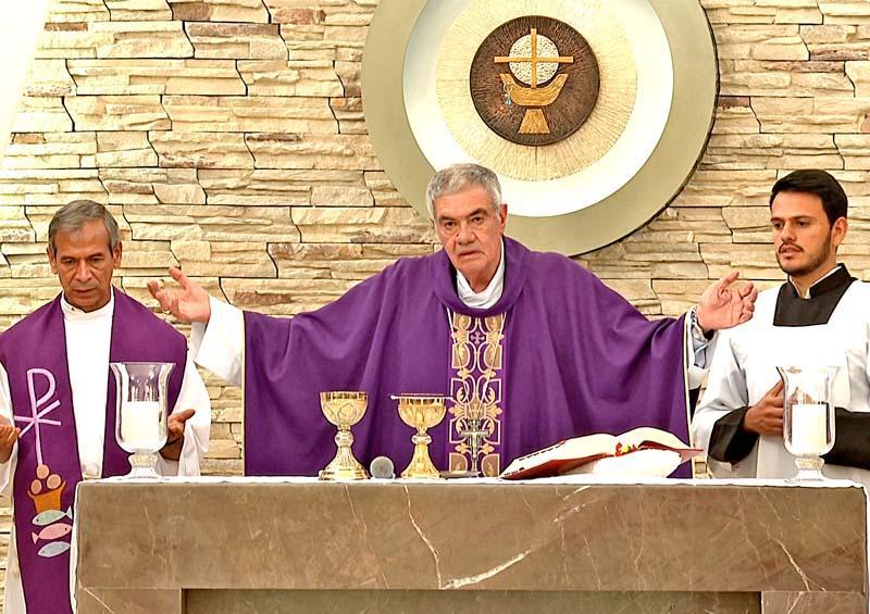 Misas durante Semana Santa se realizarán a puerta cerrada
