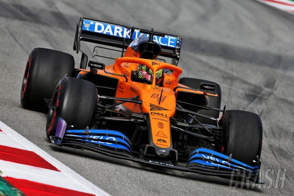 Escudería McLaren confirma que regresará con Mercedes para 2021