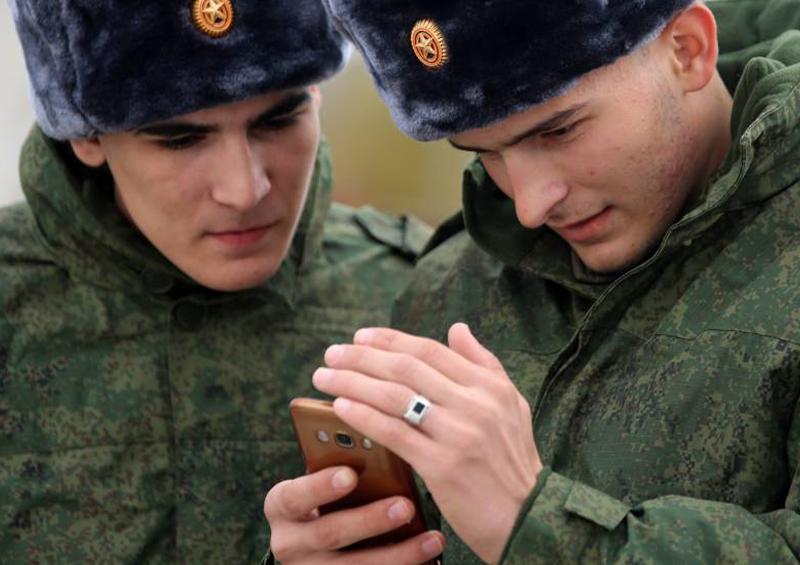 Reportan más de mil 500 militares rusos infectados con COVID-19