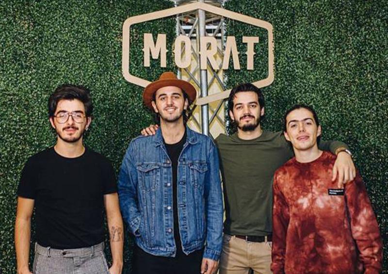 """Morat añade nueva fecha a su gira """"Galería Inesperada Tour"""""""