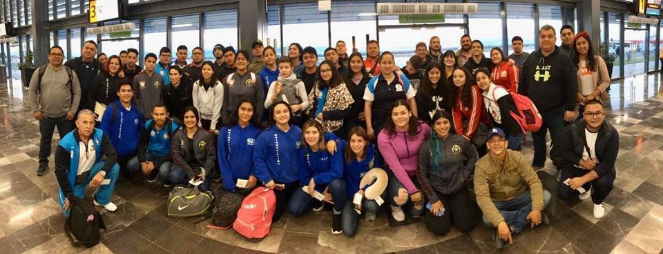 Fin de semana de Olimpiada Regional en BCS y Sonora