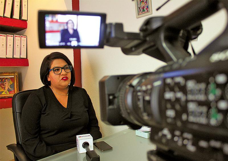 """Es posible romper con violencia pero hay que pedir ayuda"""" Sandra Zambrano"""