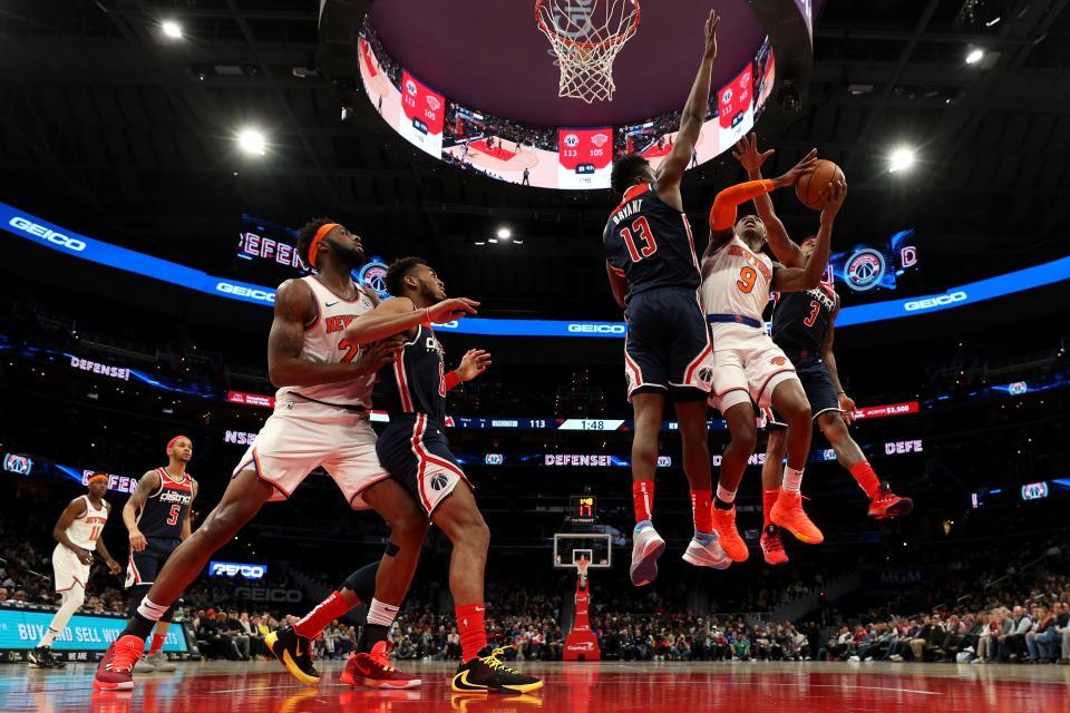 La NBA suspendió esta noche la temporada por  el coronavirus
